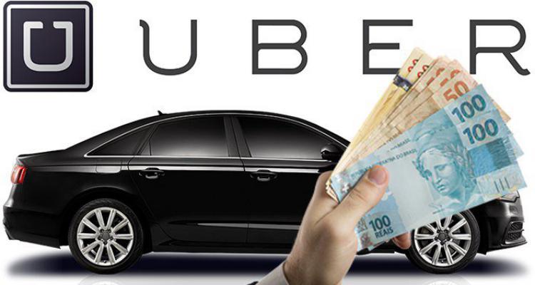 Como ganhar dinheiro dirigindo UBER